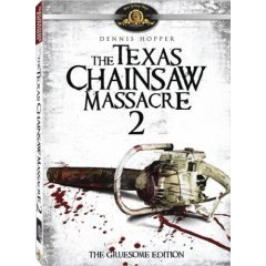 Texas Chainsaw Massacre 2 (Special Edition) - NEW DVD FACTORY SEALED