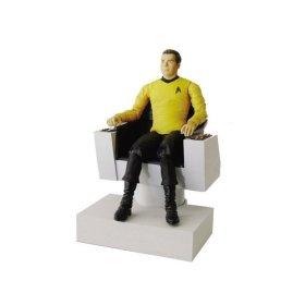Star Trek The Original Series - Captain Kirk in Chair