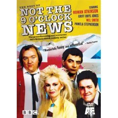 Best of Not the 9 O'Clock News (New DVD)