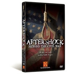 Aftershock Beyond The Civil War - BRAND NEW FACTORY SEALED