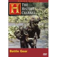 Battle Gear History Channel - BRAND NEW DVD FACTORY SEALED