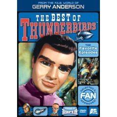 Best of Thunderbirds - NEW DVD FACTORY SEALED