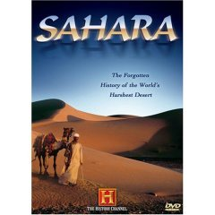 Sahara History Channel - BRAND NEW DVD FACTORY SEALED