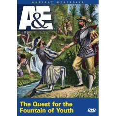 Quest for the Fountain of Youth - BRAND NEW DVD FACTORY SEALED