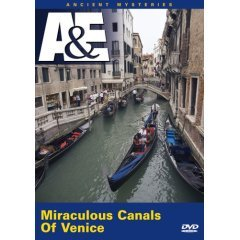 Miraculous Canals of Venice - NEW DVD FACTORY SEALED