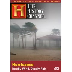 Hurricanes: Deadly Wind, Deadly Rain - NEW DVD FACTORY SEALED