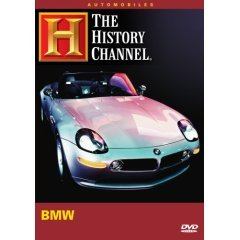 Automobiles BMW - NEW DVD FACTORY SEALED