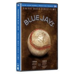 Vintage World Series Films Toronto Blue Jays - NEW DVD FACTORY SEALED