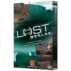 Lost Worlds History Channel  - NEW DVD BOX SET FACTORY SEALED