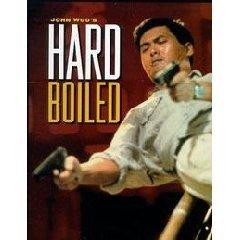 John Woo's Hard Boiled - NEW RARE DVD FACTORY SEALED