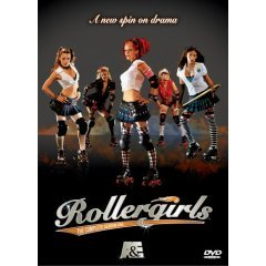 Rollergirls Complete Season 1 - NEW DVD SET FACTORY SEALED