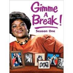 Gimme A Break Season One (New DVD Box Set Full Screen)