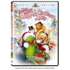 It's A Very Merry Muppet Christmas Movie  (New DVD Factory Sealed)