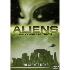 Aliens - The Complete Truth - We Are Not Alone  (New Rare DVD Factory Sealed)