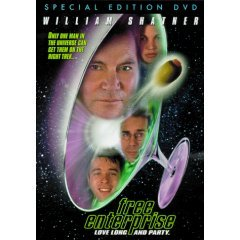 Free Enterprise (New DVD factory sealed)
