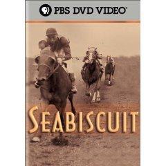 Seabiscuit  - American Experience (New DVD Factory Sealed)