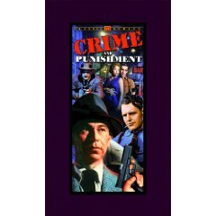 Crime and Punishment - Classic Detective Shows (New 10 DVD Box Set)
