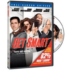 Get Smart (New DVD Full Screen)