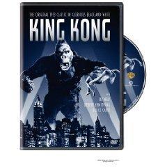 King Kong - Original 1933 Classic (New DVD Full Screen)
