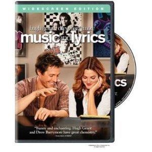 Music and Lyrics (New DVD Widescreen)