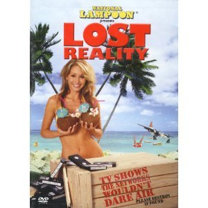 National Lampoon Presents Lost Reality  - R-Rated (New DVD)