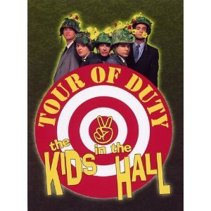 The Kids in the Hall - Tour of Duty (New DVD Widescreen)