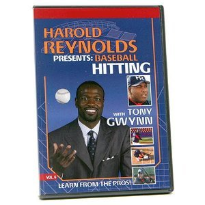 Harold Reynolds Presents: Baseball Hitting (New DVD Widescreen)