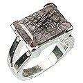 MTristaN Opulence Ring Black Rutile