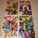 Marvel Uncanny X-men 269-272 NM X-Tinction Agenda
