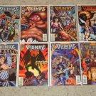 DC Comics Primal Force 0-7 NM 1994 Red Tornado, Golem