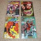 Marvel Amazing Spider-man 344-347 1st app Cletus Kasady