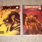 DC Hawkworld Mini 1, 3 NM Tim Truman, New Costume