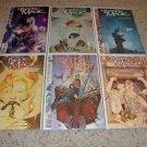 DC Vertigo Books of Magic 20-25 NM Tim Hunter Death app