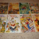 DC Vertigo Books of Magic 26-33 NM Tim Hunter