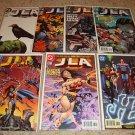 DC JLA 61-67 NM Superman, Batman, Wonder Woman