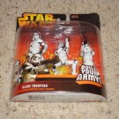 Star Wars Clone Troopers Build Your Army 3-Pack New