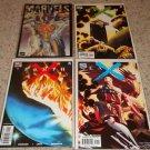 Marvel Earth X 0-2 NM, Marvels 3 NM Alex Ross Cover art