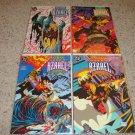 DC Batman Sword of Azrael Mini 1-4 NM