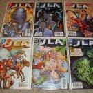 DC JLA 47-52 Queen of Fables, vs. Dr. Destiny Mark Waid