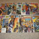 DC Hawkworld Regular Series 1-15 NM, Spin-off from Mini