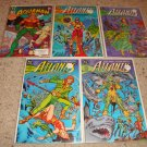 DC Atlantis Chronicles 1-4, Aquaman (2nd Series) 1 NM