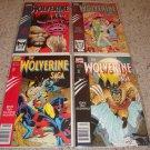 Marvel Comics Wolverine Saga Mini 1-4 NM, History of ..