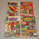 Marvel Fantasy Masterpieces 4 G, 7, 10 P/Fa, 11 VF+