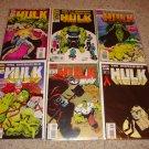 "Marvel Incredible Hulk 420-425 Myth Conceptions ""Thor"""