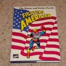 Marvel Comics Fighting American by Joe Simon & Jack Kirby 1989 NM