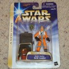 Star Wars A New Hope Dutch Vander Gold Leader 04/13 New in Package