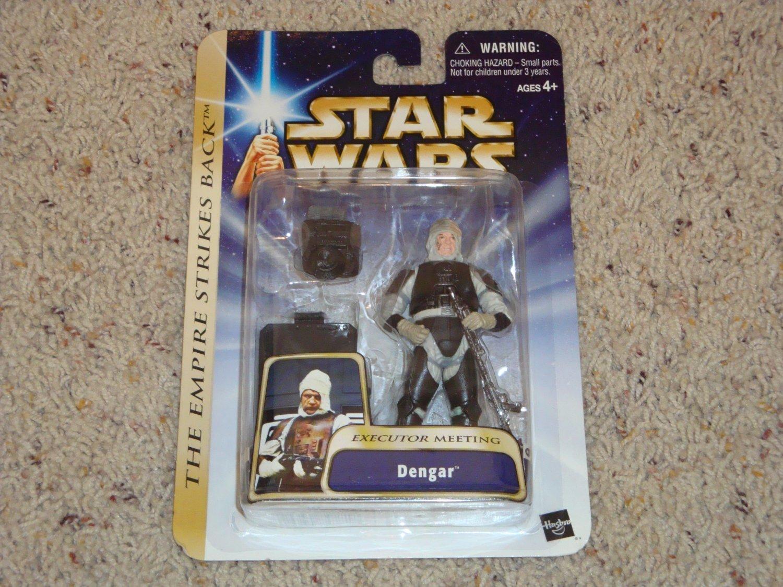 Star Wars Empire Strikes Back Dengar Executor Meeting 04/17 New in Package