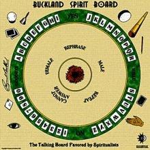 Raymond Buckland Ouija Board