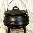 Midi Pot Cast Iron Cauldron