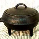 Ritual Pot Cast Iron Cauldron